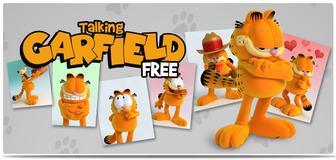 Talking Garfield
