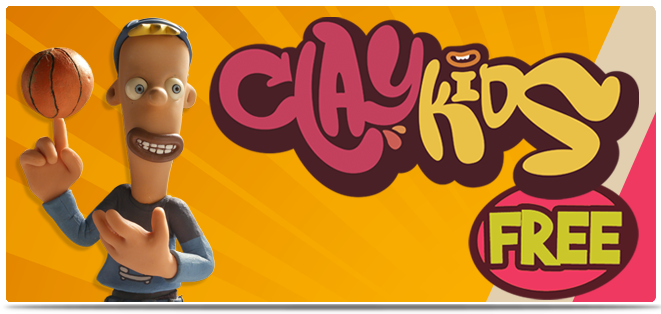 Talking ClayKids - Flippy