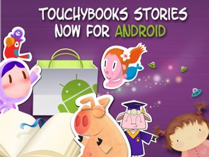 TouchyBooks, Android, Genera Interactive.